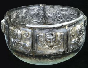 This is not the cauldron of Doom.  This is the Gundestrup Cauldron.  If I had a Cauldron of Doom it would look like this.