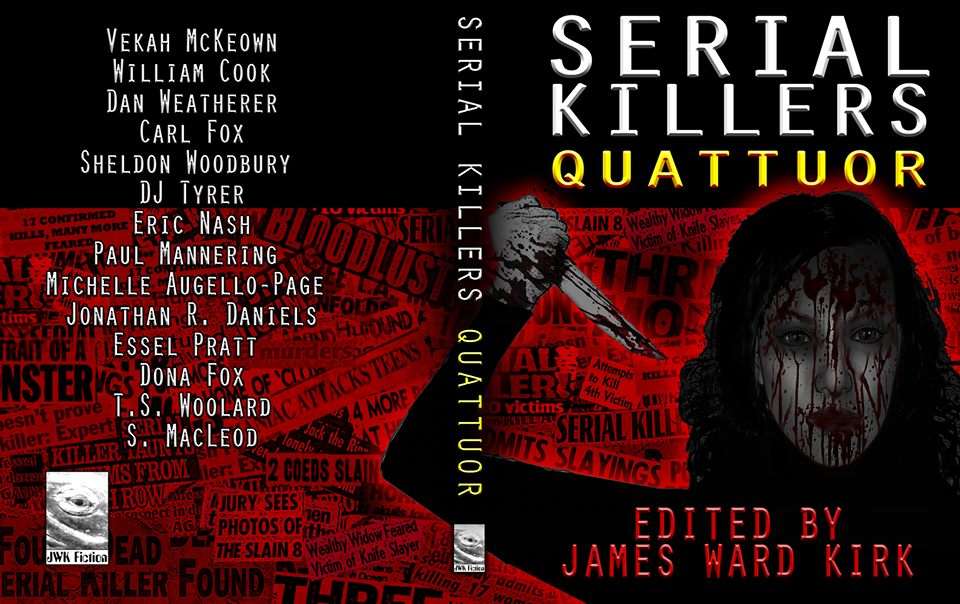 Serial killing a philosophical anthology series