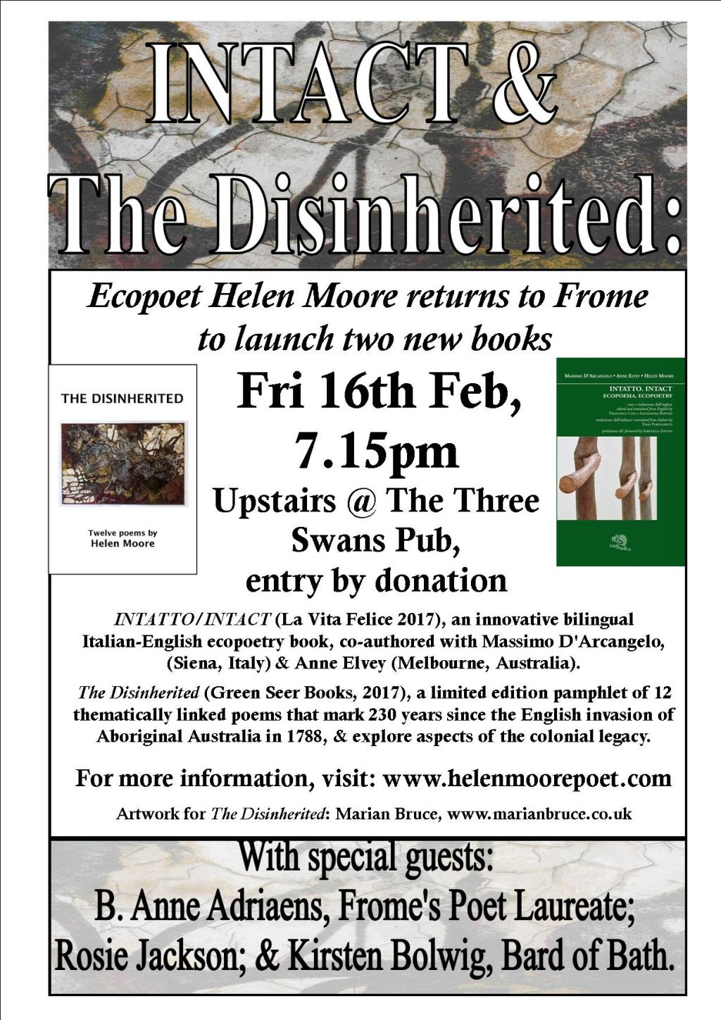Frome launch HM Feb 18